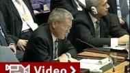 Hariri-Bericht vor dem Sicherheitsrat