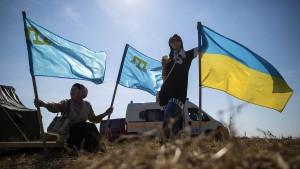 Russland beschuldigt Krimtataren des Komplotts