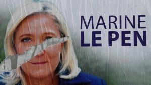 Frankreichs politische Spaltung