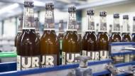 Für Durstige: Urweizen hat die Brauerei ihre neueste Bier-Kreation genannt.