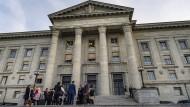 Teure Adresse: Das Schweizerische Bundesgericht in Lausanne