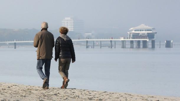 Touristen müssen Schleswig-Holstein spätestens am Montag verlassen