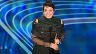 Olivia Colman mit ihrem Academy Award