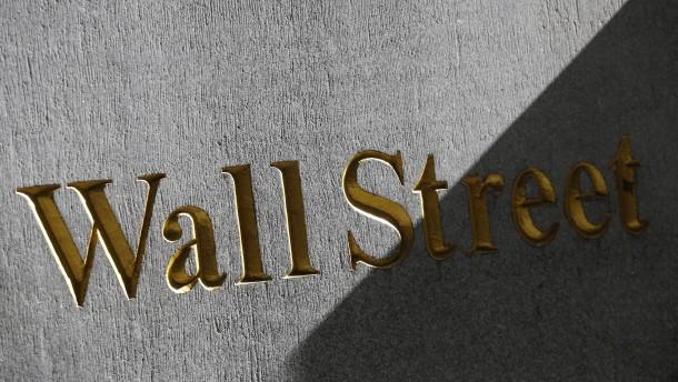 Die blinden Seher der Wall Street