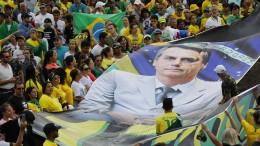 Bolsonaro regiert mit der Brechstange