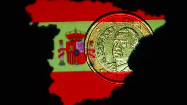 &P senkt Kreditwürdigkeit Spaniens um zwei Noten auf «BBB-»