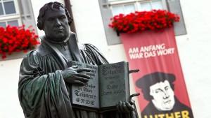Mehr Luther wagen