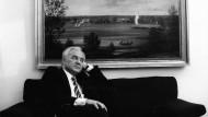 Manfred Stolpe im Jahr 1998