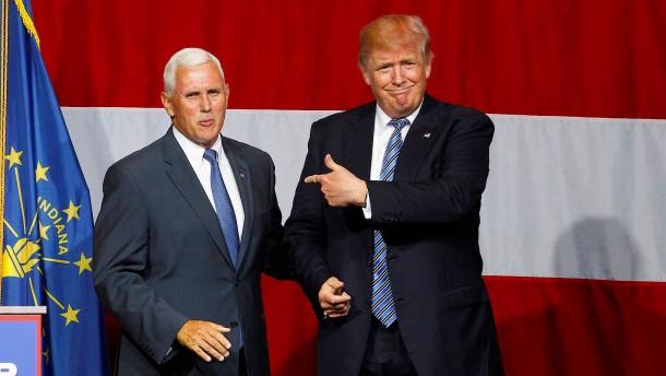 Trumps Casting-Show geht in die Endrunde