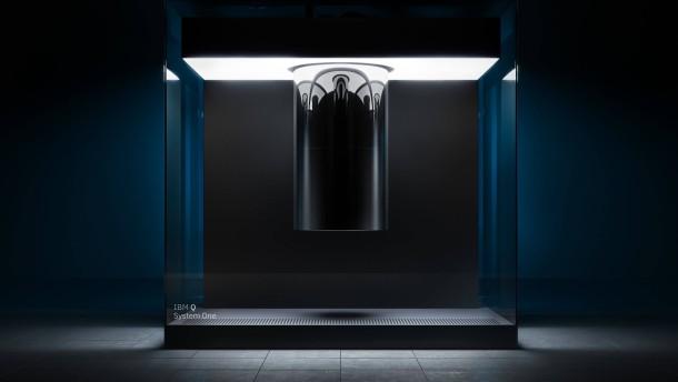 Quantencomputer sind wichtiger als der Diesel