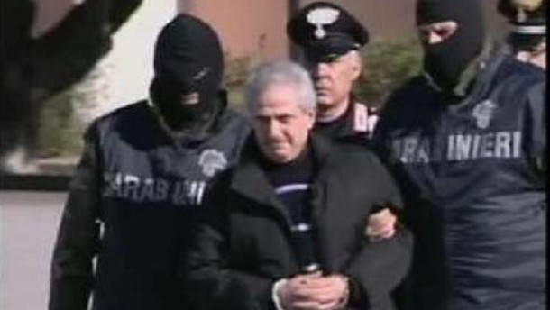Mafia Boss Verhaftet