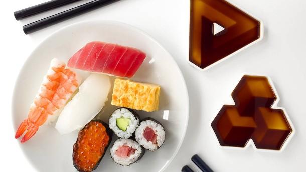 Kleiner Sushi-Knigge