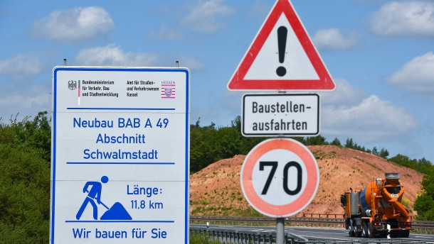 Hessen lehnt Vergleichsvorschlag im A49-Streit ab