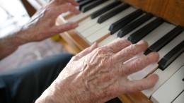 Alleine mit 87 – aber nicht einsam