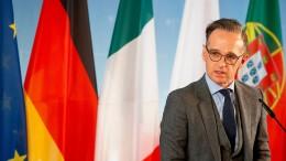 Maas erwartet Aufhebung von weltweiter Reisewarnung