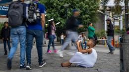 Die Straßenkinder von Caracas