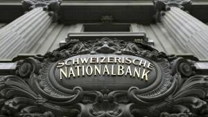 Wenn die Zentralbank zum Großaktionär wird