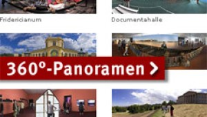 Die documenta 12 in Panoramabildern