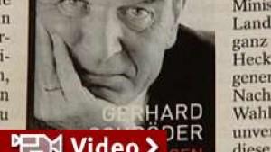 Schröders Buch erhitzt die Gemüter