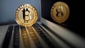 Die Bitcoin-Blase