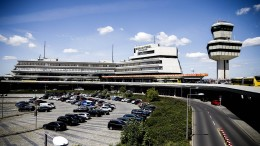 Berliner Flughafen Tegel bleibt offen