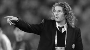 Senegals Trainer Metsu gestorben