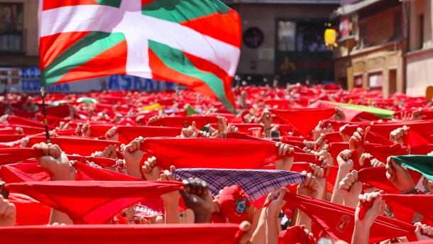 San Fermín soll Baske werden