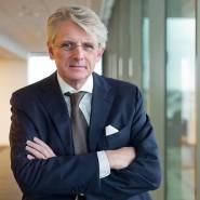 """""""Viele Manager sind entweder Leute des Handelns oder Visionäre"""" – sagt Harold Goddijn."""