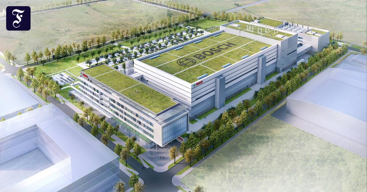 Eine Chipfabrik in Dresden wird zur Halbleiter-Hoffnung