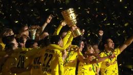 Borussia Dortmund gewinnt den DFB-Pokal