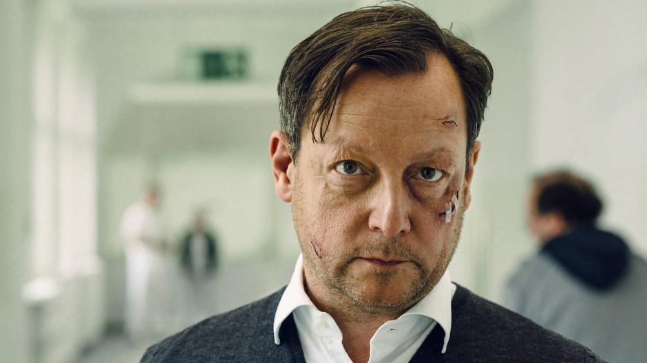 Matthias Brandt als Kommissar Hanns von Meuffels im Polizeiruf 110