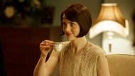 Die älteste Tochter des Earls, verliebt in einen Rennfahrer? Mary Crawley (Michelle Dockery) sorgt für Verblüffung.