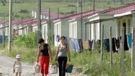 Georgische Flüchtlinge träumen von der Heimat