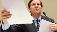 Toyota-Manager vor amerikanischem Ausschuss