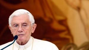 Anklage gegen Kammerdiener des Papstes