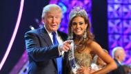 Trump verlangte nur hübsche Angestellte