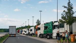 Mindestlohn soll auch für polnische Kraftfahrer gelten