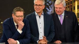 Grüne bleiben in Hessen zweitstärkste Kraft