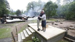 Mindestens 23 Tote bei Überschwemmungen in West Virginia
