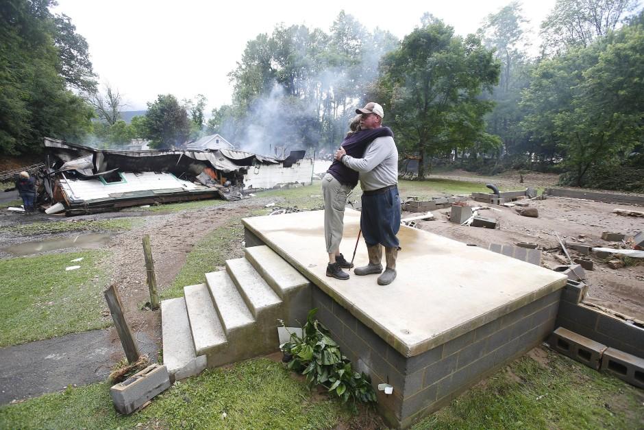 Vereinigte Staaten: Mindestens 23 Tote bei Überschwemmungen in West Virginia