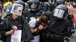 UN-Berichterstatter will Stellungnahme zu Polizeigewalt
