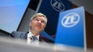 ZF erhält Milliardenauftrag von BMW für neue Getriebe-Generation