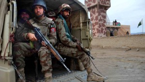 Pakistans verzweifelter Kampf gegen Terror