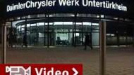 Geteilte Reaktionen bei deutschen Daimler-Beschäftigten