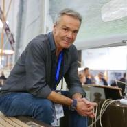 162 Fahrräder und ein Boot: Hannes Jaenicke lebt mobil.