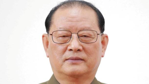 Kim Jong-un entlässt angeblich Minister für Staatssicherheit