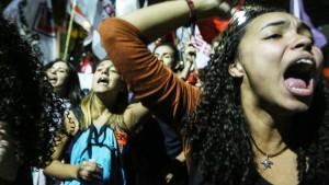 Mutige kaufen jetzt in Brasilien