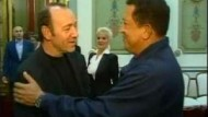 Kevin Spacey besucht Chavez
