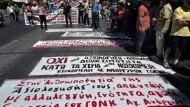 Griechenland bezahlt seine Staatsdiener