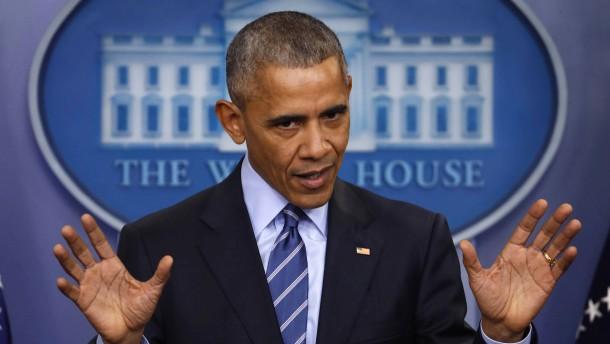 Obama erklärt große Meeresgebiete zu Schutzgebieten
